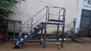 Anti Skid Heighted Platform