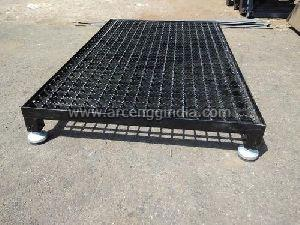 Anti Skid Operator Safety Platform