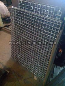 ARC SS304 316 40x40 Stainless Steel Gratings