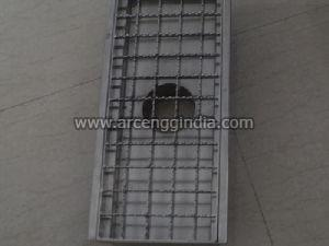 Drain Channel Plus Stainless Steel Gratings