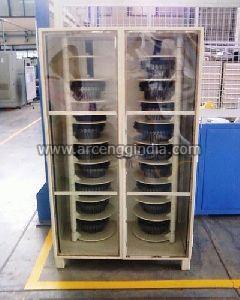 Gear Plant Cutter Storage Rack