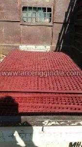 Heavy Duty Press Lock Mild Steel Gratings