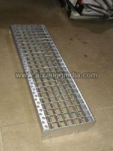 Light Duty Anti Skid Stair Gratings