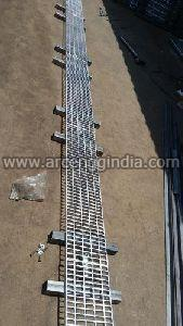 Light Duty Trench Mild Steel Gratings