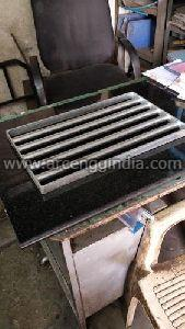 Low Cost Trench Gratings
