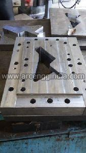 Pressing Operation  Machined Parts