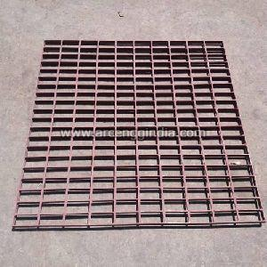 Primer Coated Ready Stock Mild Steel Gratings
