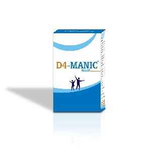D4-Manic Tablets
