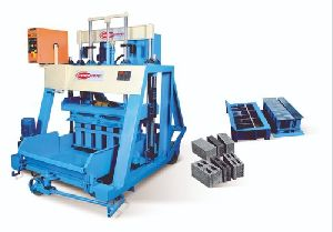 Single Phase Solid Bricks Making Machine