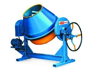 Stand Type Concrete Mixer