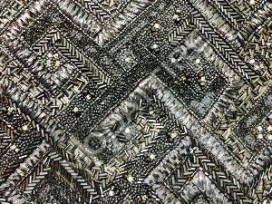 Zardozi Embroidery  Fabric