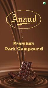 Dark Compound Chocolate Slab