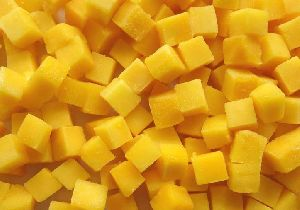IQF/Frozen Alphonso Mango Dices