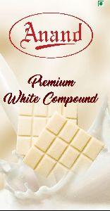 White Compound Chocolate Slab