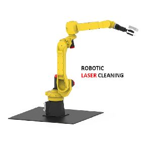 Robotic Laser Cleaning Machine