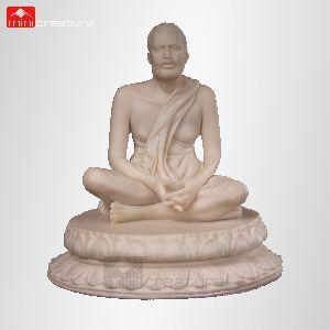 Sri Ramakrishna Paramahamsa Fiber Statue