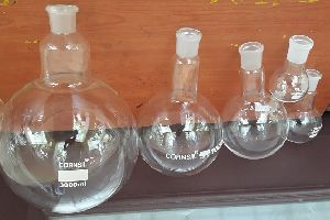 Round Bottom Flask CORNSIL