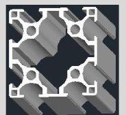 60 Series Aluminium Profiles