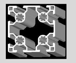 80 Series Aluminium Profiles