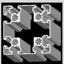 90 Series Aluminium Profiles