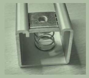Aluminium Strut Profile