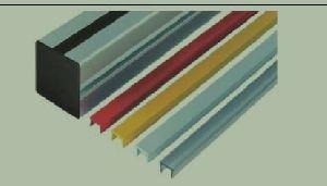 PVC Slot Cover