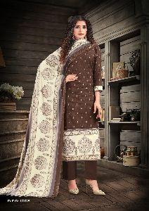 DN-1008 Ladies Designer Suits