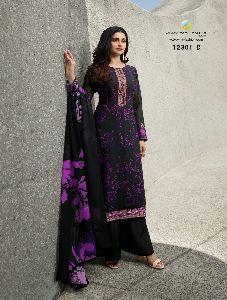 DN-12301-D Ladies Designer Suits