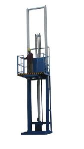 Self Supported Goods Lift
