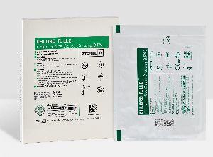 Chloro Tulle Chlorhexidine Gauze Dressing