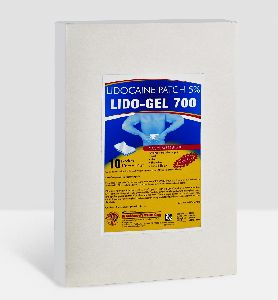 Lido-Gel 700 Lidocaine Patch