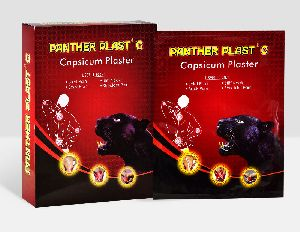 Panther Plast C Capsicum Plaster