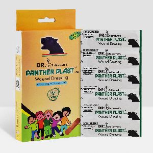 Panther Plast FAD First Aid Adhesive Dressing