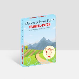 Trawell Motion Sickness Patch