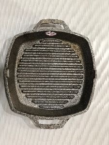 Iron Cast Grill Pan