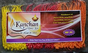 Kanchan Twisted Colored Wicks