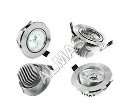 Round LED Spotlight