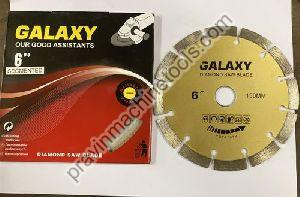 Galaxy 6 Inch Diamond Saw Blade