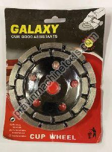 Galaxy Diamond Cup Grinding Wheel
