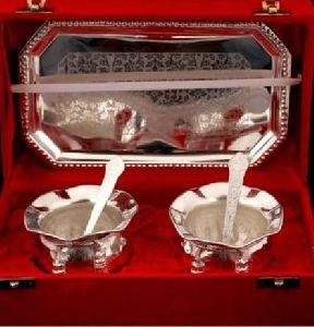 Silver Gift Set