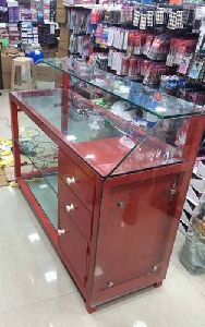 Cash Counter Display Rack
