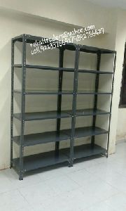 Slotted Angle Simple Rack