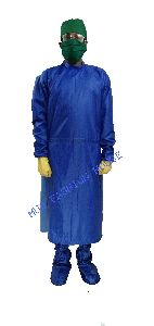 Reinforce Fabric Operation Theatre Gown