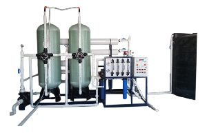 6000 To 10000 LPH Industrial RO Plant