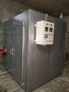 Diesel Powder Coating Oven