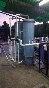 Dual Media Water Filter