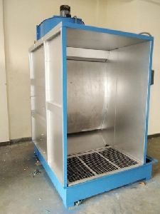 Paint Spray Booth Wastewater Treatment Plant