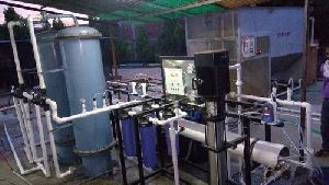 Treated Water Recycling Plant