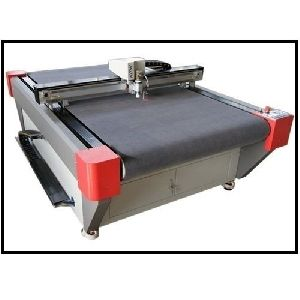TIK1625 CNC Knife Laser Cutting Machine