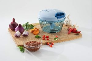 Perfect Compact Vegetable Chopper (Blue)